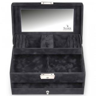 Sacher boîte à bijoux Hanna Noir