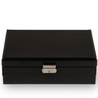 Sacher New Classic Black Jewelry Box