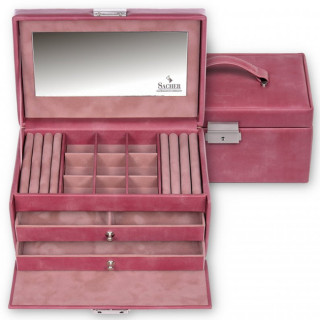 Sacher Elly Rose Jewelry Box