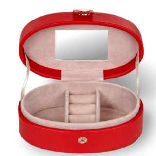 Sacher boîte à bijoux Girlie Rouge