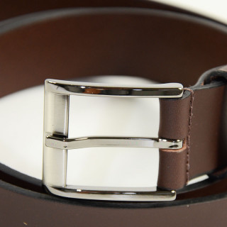 Jean Louis Fourès Male Leather Belt F50561 Brown