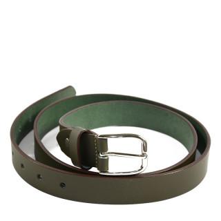 Jean Louis Fourès Leather Belt F50620 khaki