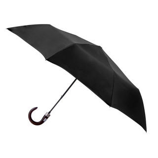 Parapluie Homme Piganiol Pliant Automatique Noir