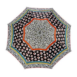 Parapluie Piganiol Arty Nordic Droit Folk ouvert