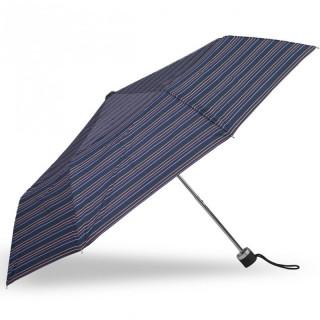 Isotoner Parapluie Femme Petit Prix Pliant X-TRA Sec Manuel Rayure Caravelle