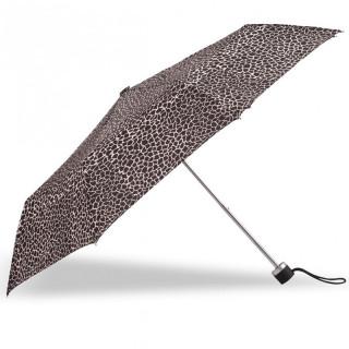 Isotoner Parapluie Femme Petit Prix Pliant X-TRA Sec Manuel Girafe