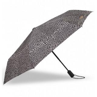 Isotoner Parapluie Femme Petit Prix Pliant X-TRA Sec Automatique Girafe