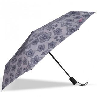 Isotoner Umbrella Women's Small Price X-TRA Sec Automatic Flowers Origami