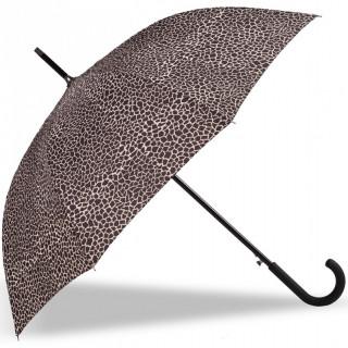 Isotoner Umbrella Woman Cane X-TRA Sec Automatic Giraffe