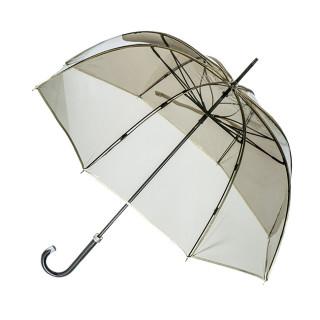 Parapluie Cloche Piganiol Essentiel Transparent Doré