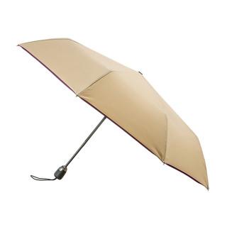 Automatic Folding Umbrella Piganiol Essential Beige Prune