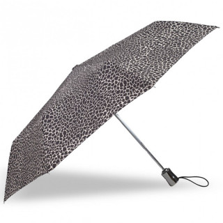 Isotoner Parapluie Homme Pliant X-TRA Solide Automatique Girafe