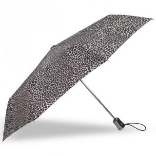 Isotoner Umbrella Women's X-TRA Solid Automatic Giraffe