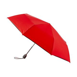 Parapluie Pliant Automatique Piganiol Essentiel Rouge Noir