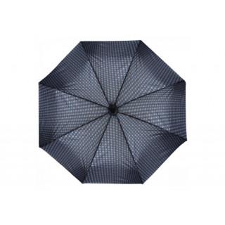Isotoner Umbrella Men Handle Automatic Fold X-TRA Solid Men's Tie