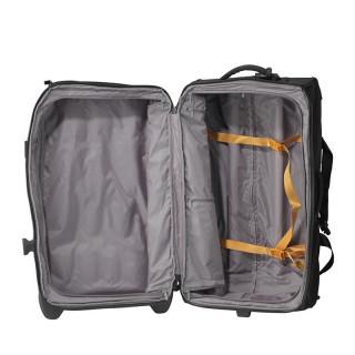 Jump Tanoma Roulettes Travel Bag 67cm TAN14 Black