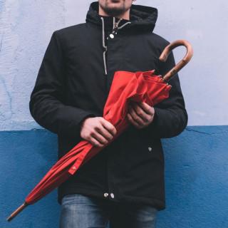 Piganiol Umbrella Men The Aurillac Red Tradition