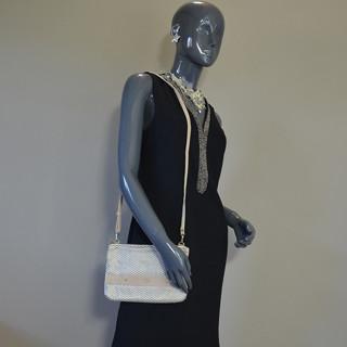 Mila Louise Nina Rond Bag and Grey Pocket