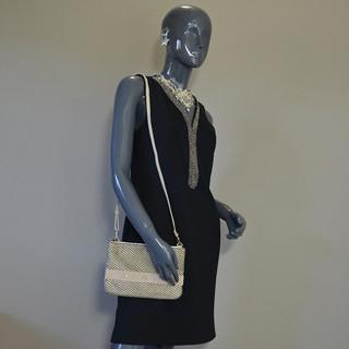 "Mila Louise ""Nina Tresse"" Shoulder Bag Black"