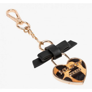 Lollipops Gring Golden Black Keyring