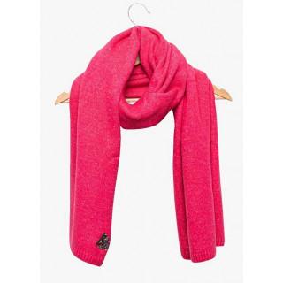 Iridescent Lollipops Galante Fuschia scarf
