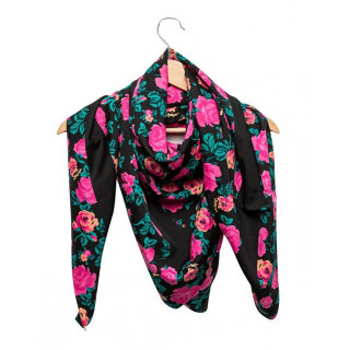 Lollipops Foulard Grace Fleuri