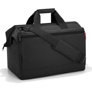 Reisenthel Travel Allrounder L Pocket Black Multifunctional Travel Bag