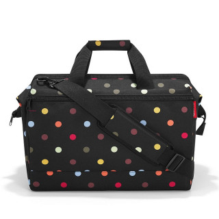 Reisenthel Travel Allrounder L Pocket Multifunctional Travel Bag Dots