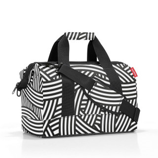 Reisenthel Travel Allrounder M Zebra Multifunctional Travel Bag
