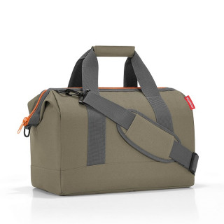 Reisenthel Travel Allrounder M Sac de Voyage Multifonctionnel Olive Green
