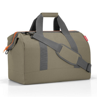 Reisenthel Travel Allrounder L Sac de Voyage Multifonctionnel Olive Green
