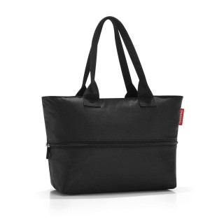 Reisenthel Shopper Extensible Porté Epaule Noir