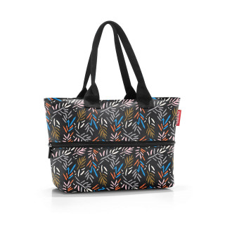 Reisenthel Shopper Extensible Porté Epaule Autumn