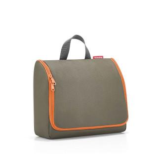 Reisenthel Cosmetic Toiletbag XL Olive Green Toilet Kit