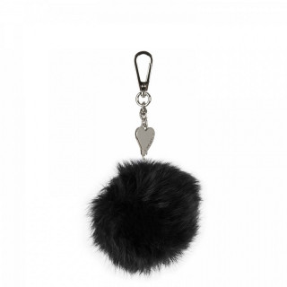 Lancaster Jewelry Of Pompon Black Ball Bags