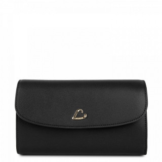 Lancaster City Wallet Back To Back 123-23 Black