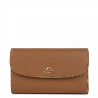 Lancaster City Wallet Back-to-Back Companion 123-23 Hazelnut