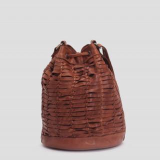 Biba Harper Small Bucket Bag Worn Travers Cuero