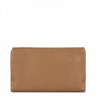 Lancaster Foulonne Double Wallet Companion 170-22 Camel
