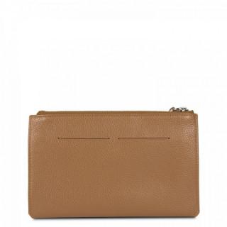 Lancaster Foulonne PM Leather Pocket 170-26 Camel