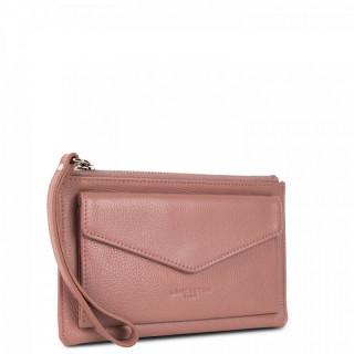 Lancaster Foulonne PM Leather Pocket 170-26 Ash Rose