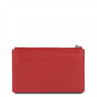 Lancaster Foulonne PM Leather Pocket 170-26 Red