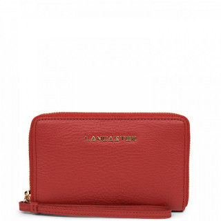Lancaster Miss Ana Wallet Companion 172-23 Red