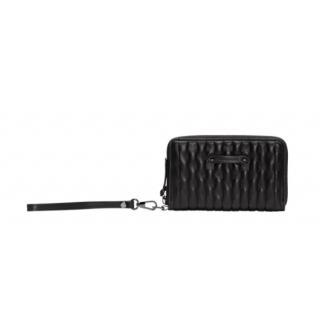 Longchamp Amazone Porte-monnaie Noir