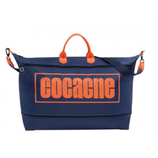 Longchamp Cocagne Marine Travel Bag