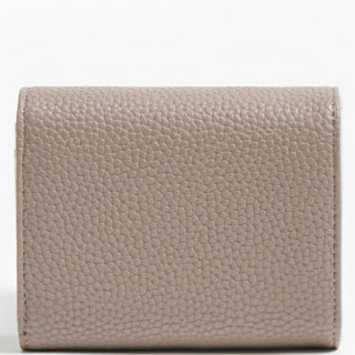 Guess Uptown Portefeuille Compact Taupe