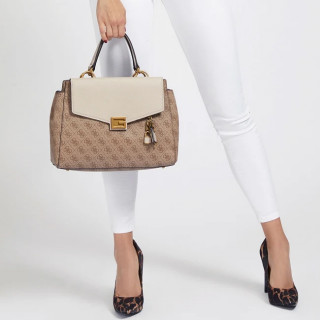 Guess Valy Sac A Main Beige LTE