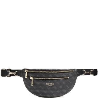 Guess Vikky Small Bag Banana Coal Belt