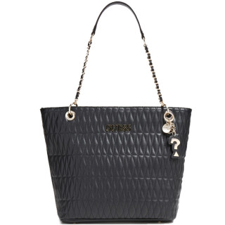Guess Brinkley Bag Shopping Stitched Black