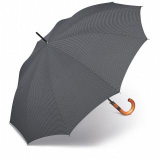 Happy Rain Parapluie Homme Canne Automatique Pepita